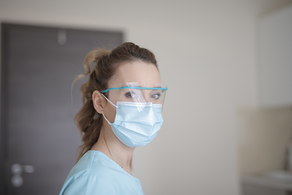 dental hygienist ppe covid-19