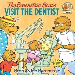 Books to read to your child about visiting the dentist